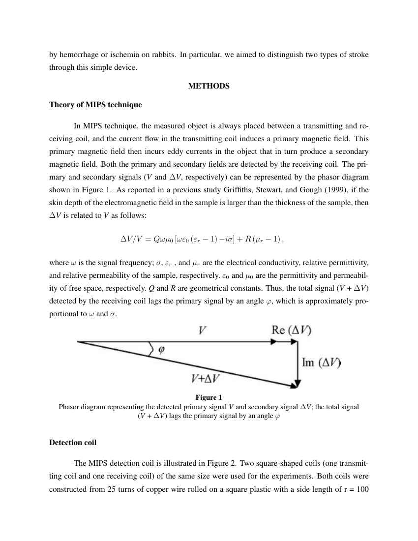 Example of Applied Physics format