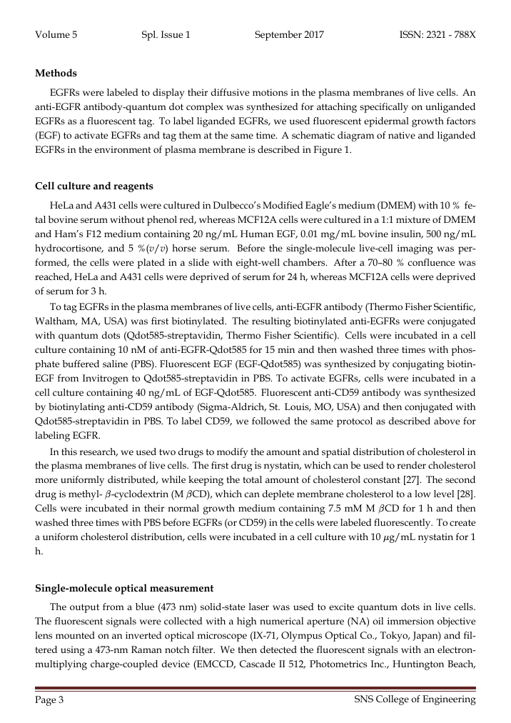 Example of Shanlax International Journal of Arts, Science and Humanities format