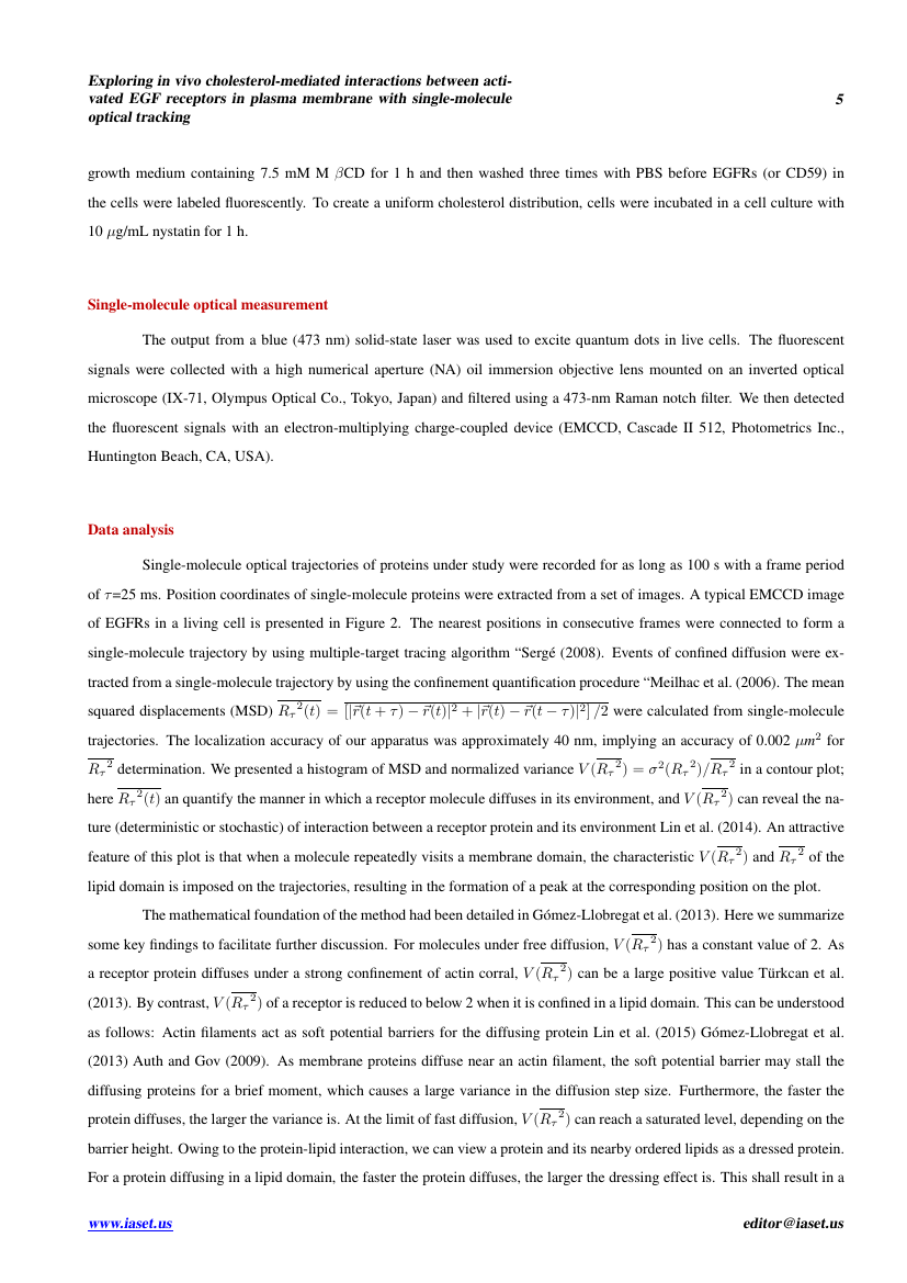 Example of International Journal of Electronics and Communication Engineering (IJECE) format