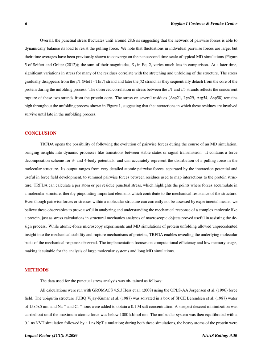 Example of International Journal of Mechanical Engineering (IJME) format
