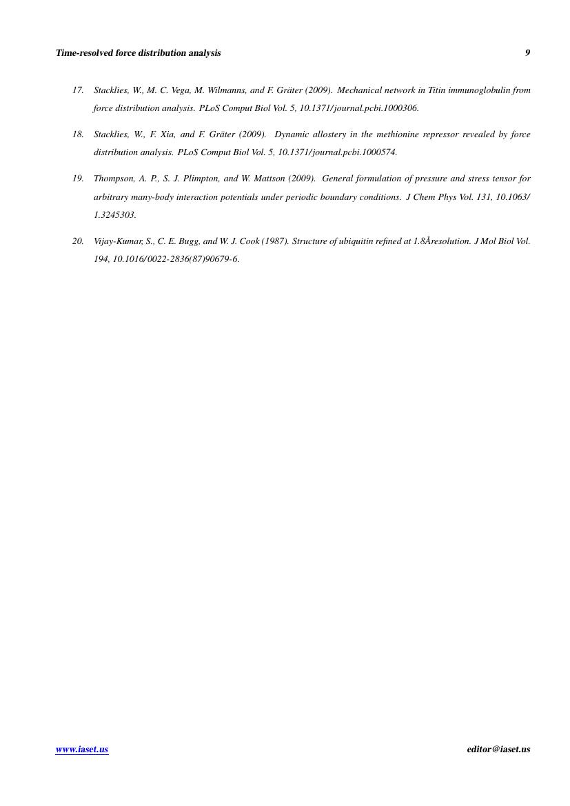 Example of International Journal of Financial Management (IJFM) format
