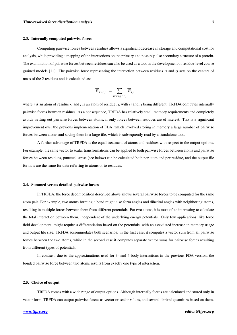 Example of International Journal of Educational Science and Research (IJESR) format