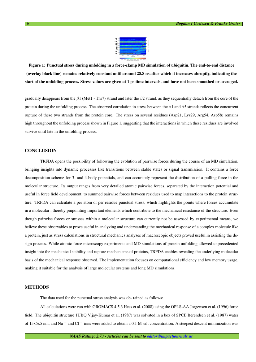 Example of IMPACT : International Journal of Research in Engineering & Technology format