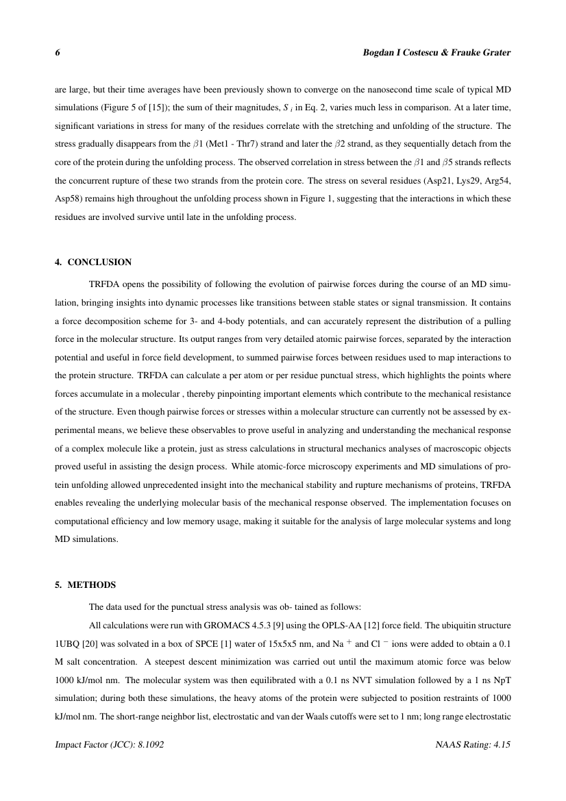 Example of International Journal of Civil, Structural, Environmental and Infrastructure Engineering Research and Development (IJCSEIERD) format