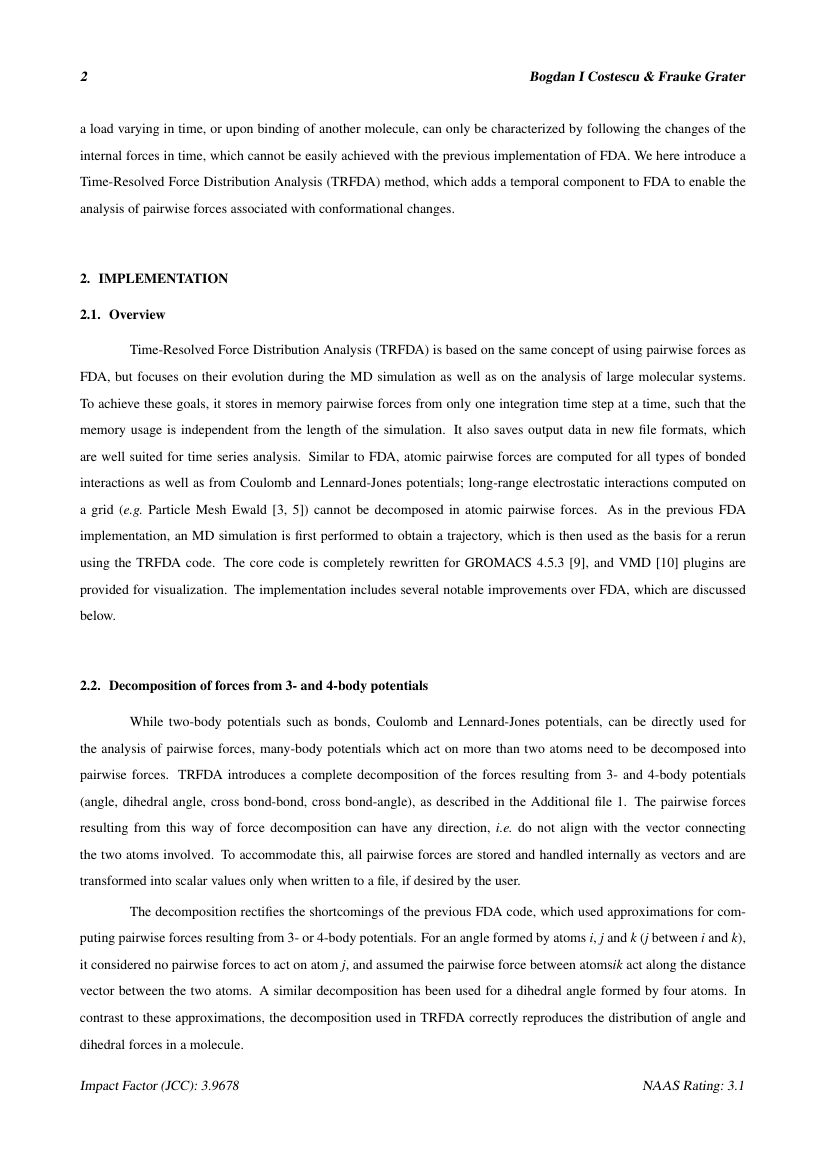 Example of International Journal of Zoology and Research (IJZR) format