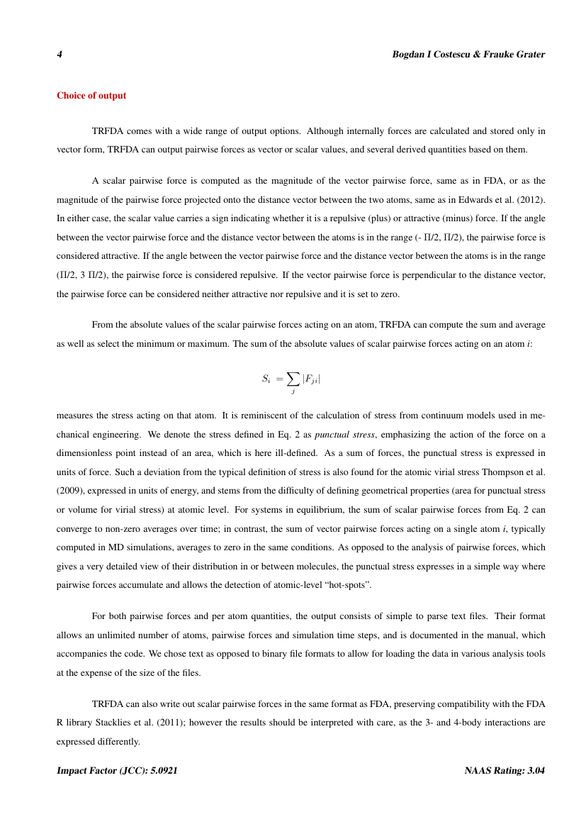 Example of International Journal of Civil Engineering (IJCE) format