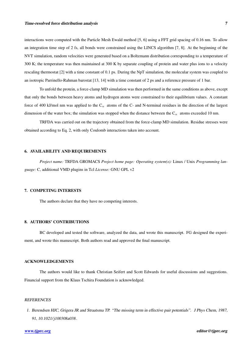 Example of International Journal of Computer Science Engineering and Information Technology Research (IJCSEITR) format