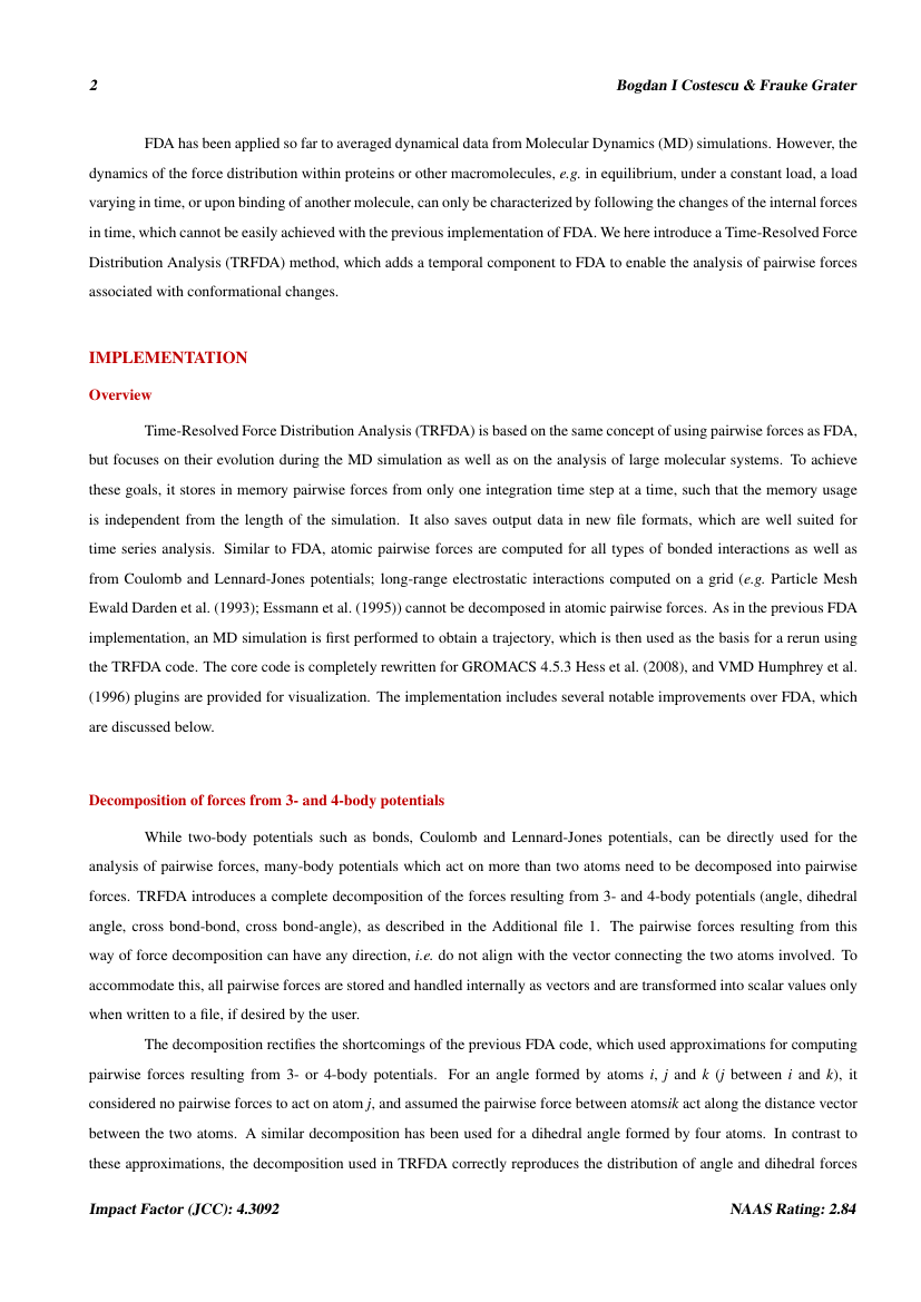 Example of International Journal of Human Resources Management (IJHRM) format