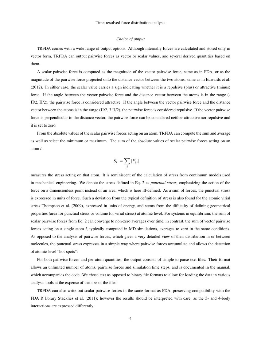 Example of American Journal of Science (AJS) format