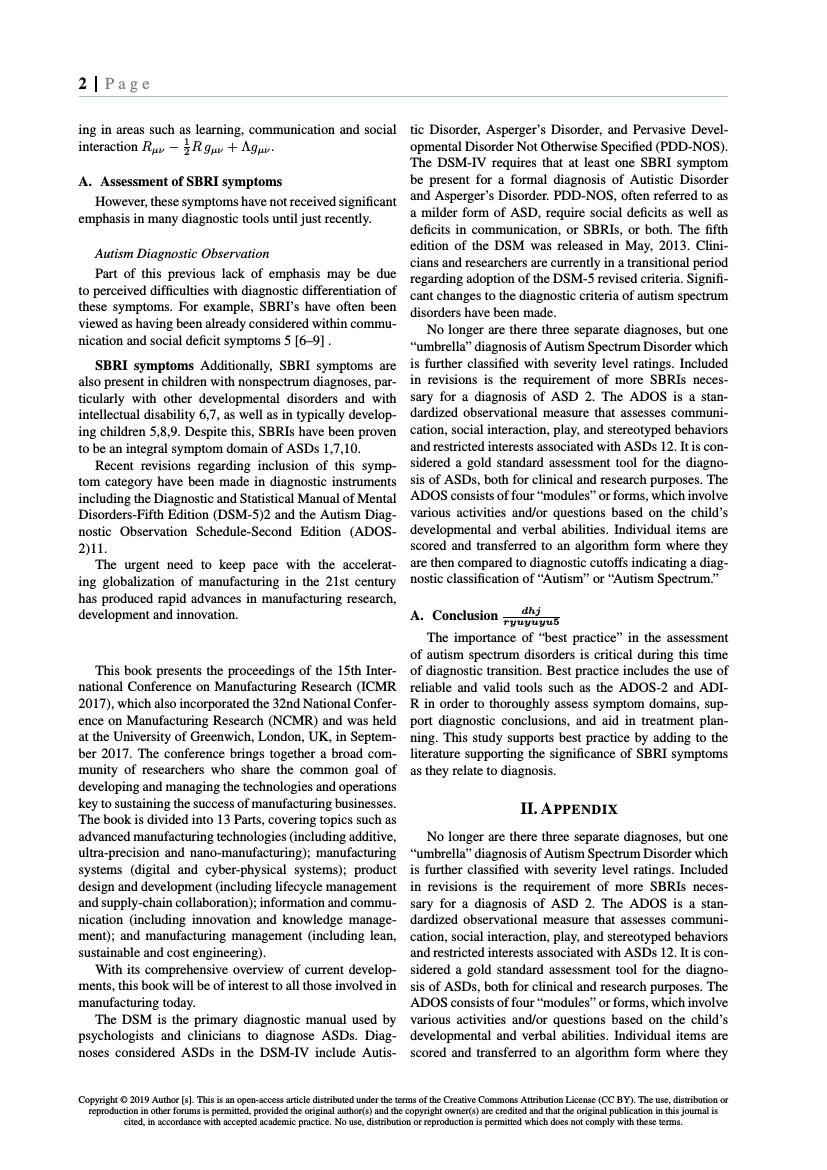 Example of Indonesian Journal of Cultural and Community Development (Indonesian) format