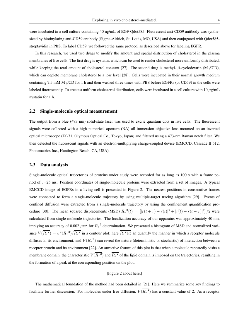 Example of Nanoscience and Nanotechnology Letters format
