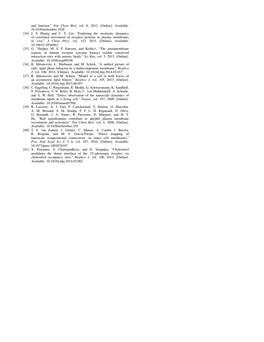 Example of Indian Control Conference format