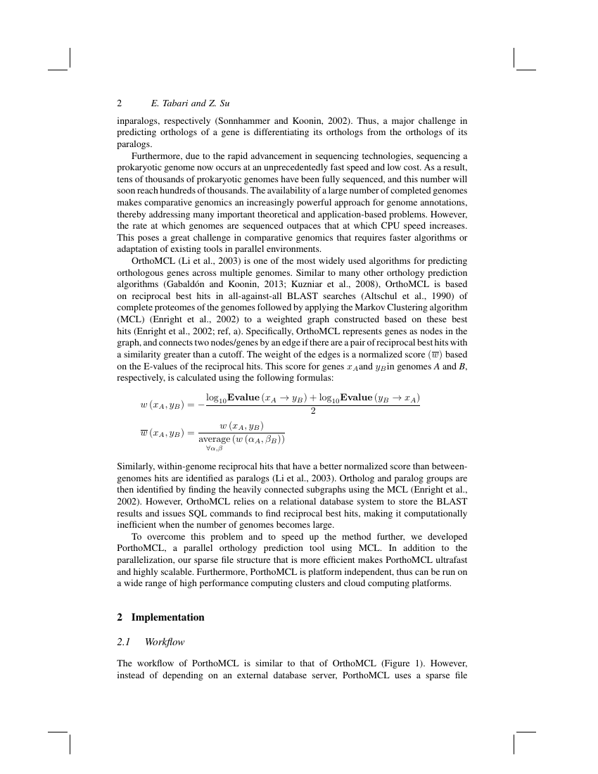 Example of International Journal of Bioinformatics Research and Applications format