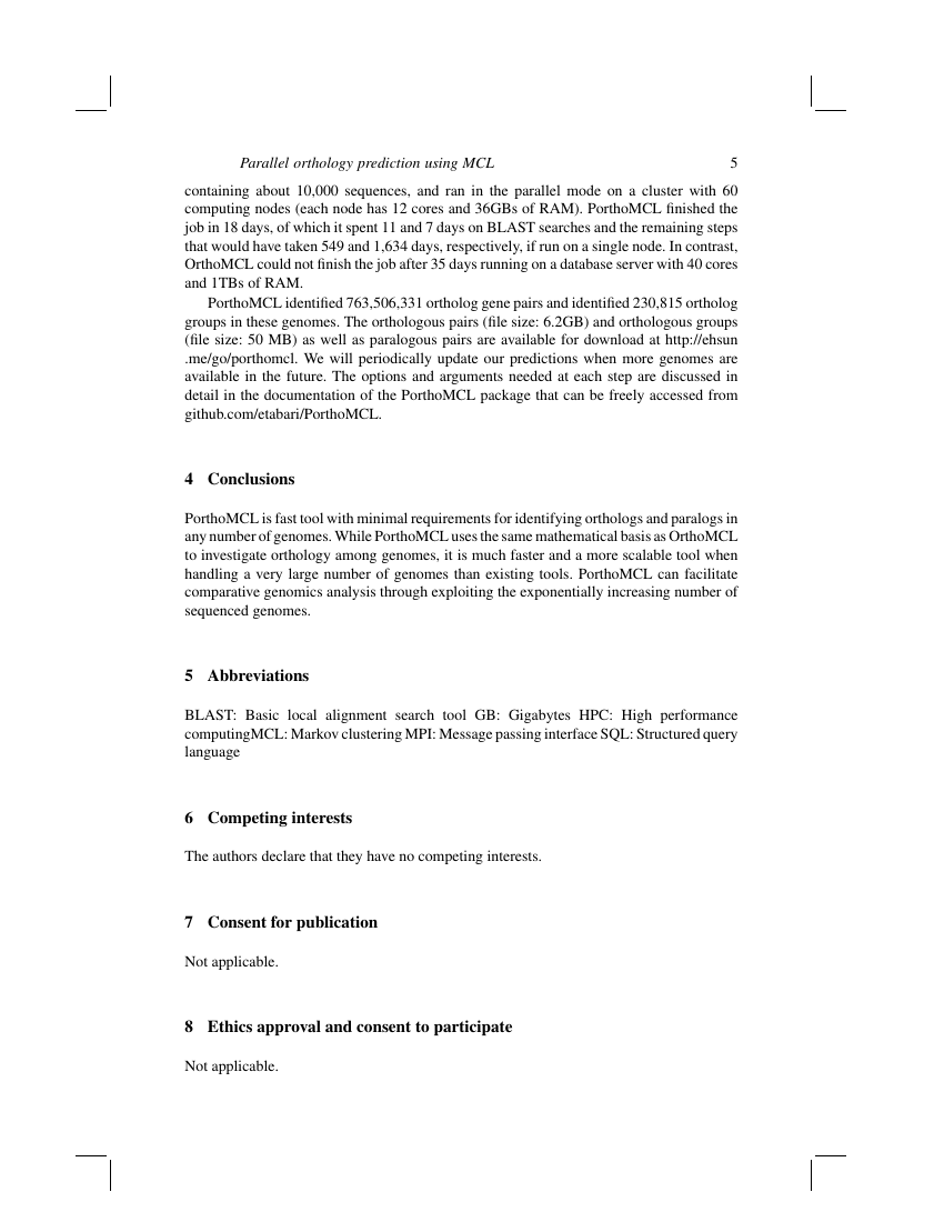Example of International Journal of Strategic Business Alliances format