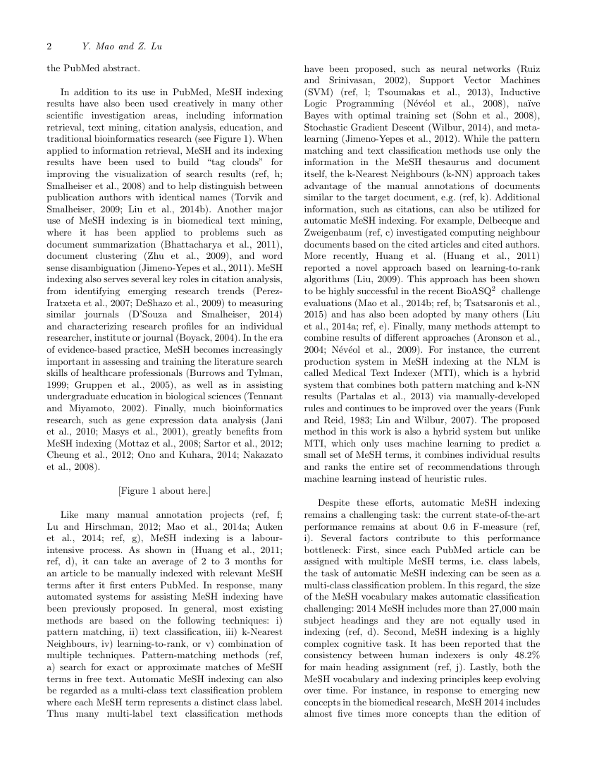 Example of International Journal of Business and Globalisation format