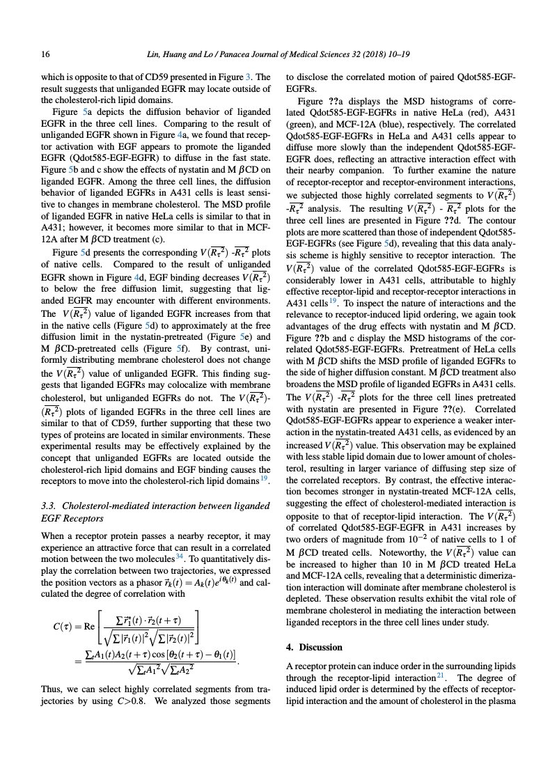 Example of Panacea Journal of Medical Sciences format
