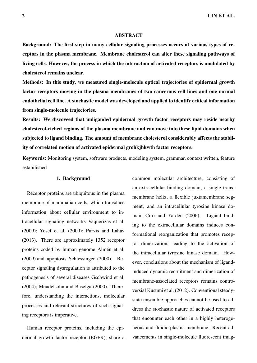Example of Journal of Medicinal Food format