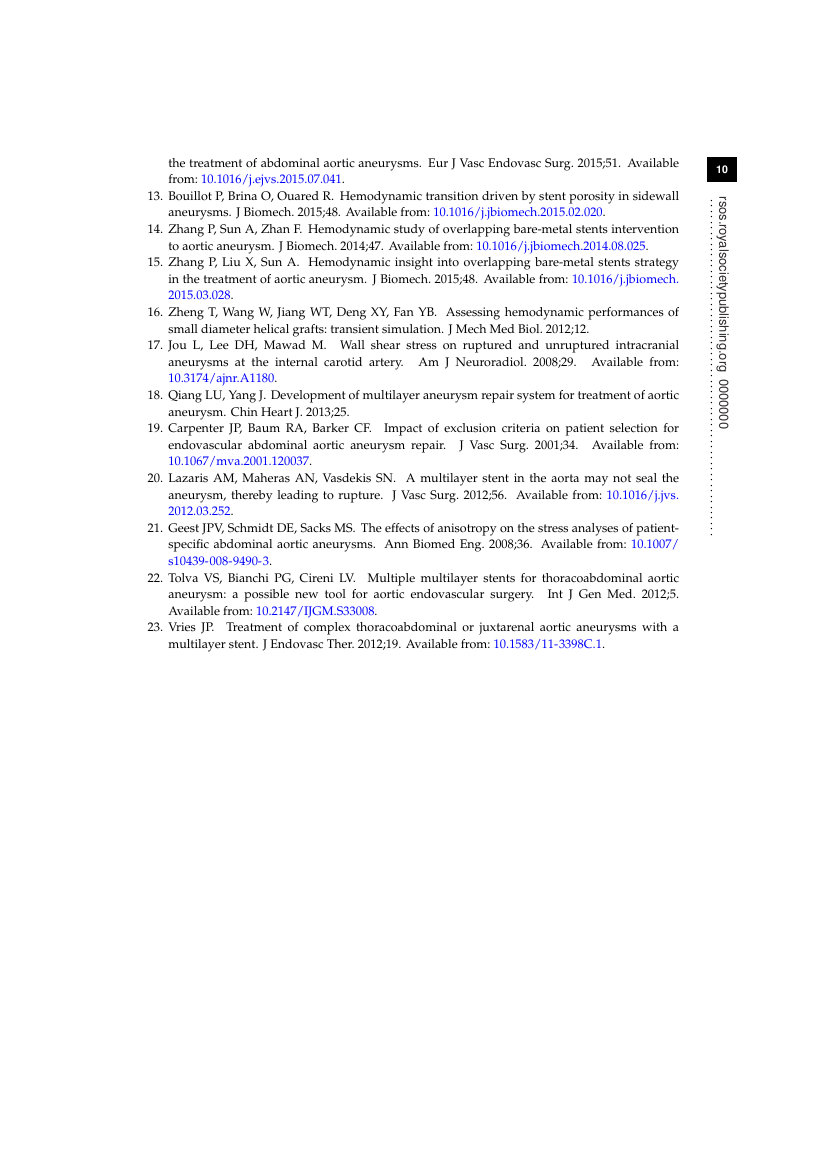 Example of Proceedings of the Royal Society A format