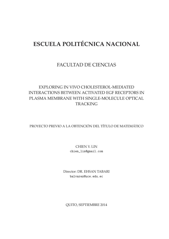 Example of Tesis EPN format