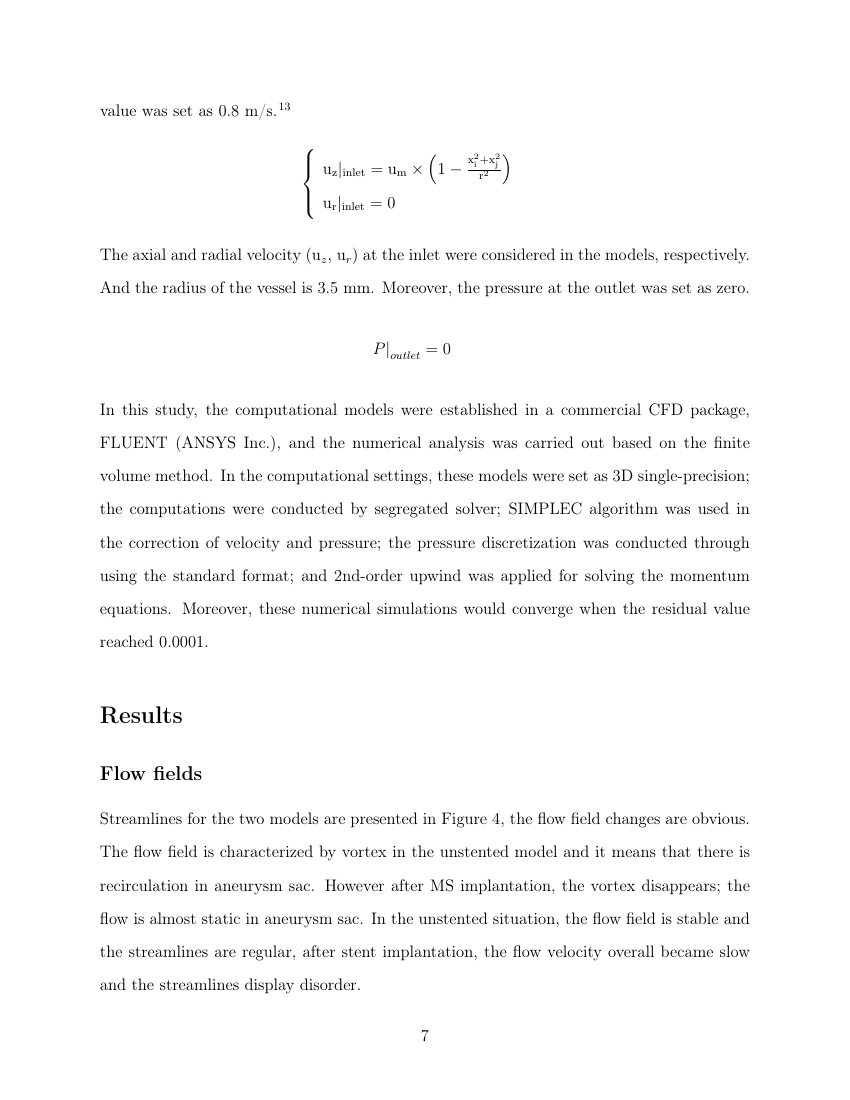 Example of Journal of Chemical Information and Modeling format