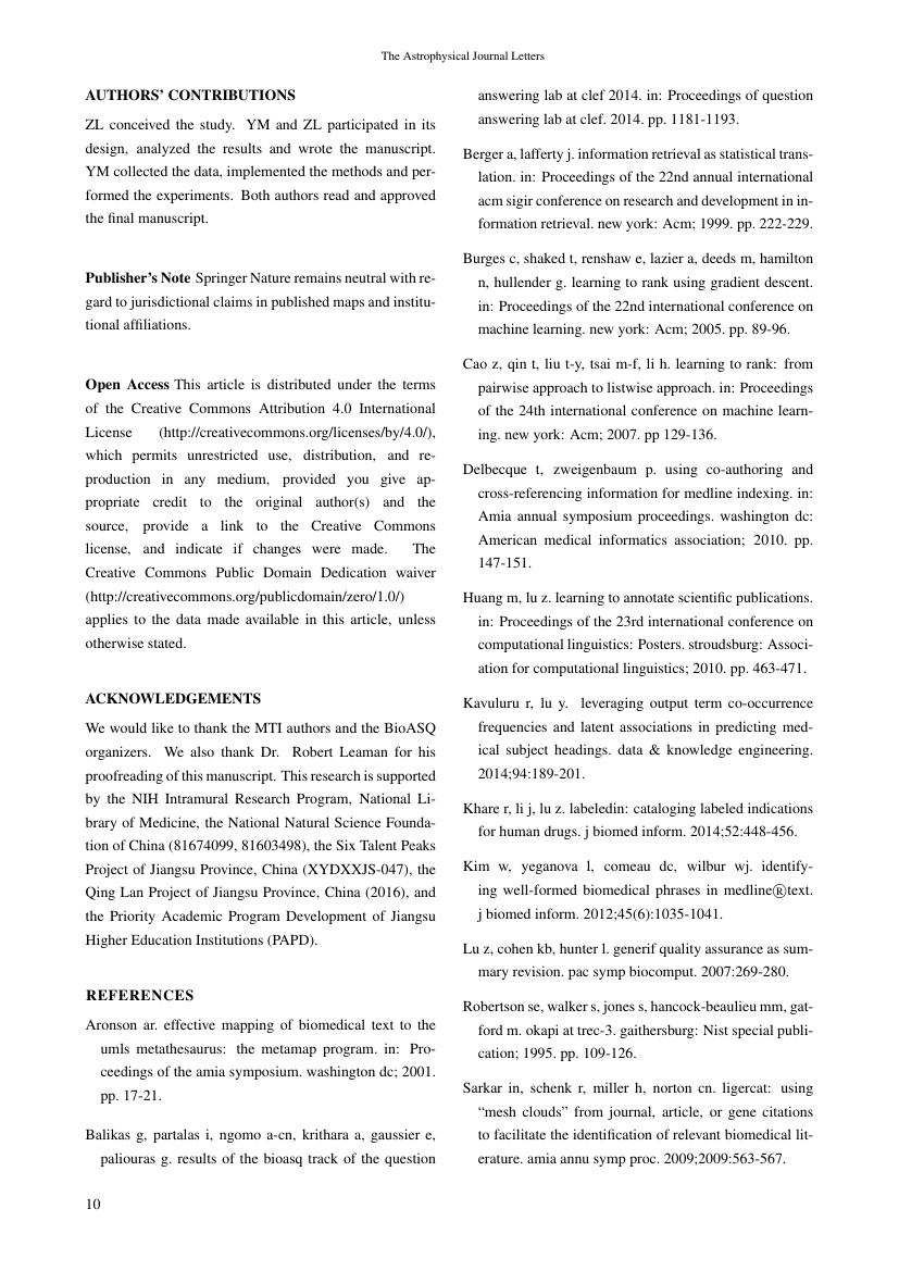 Example of International Journal of Educational Studies format