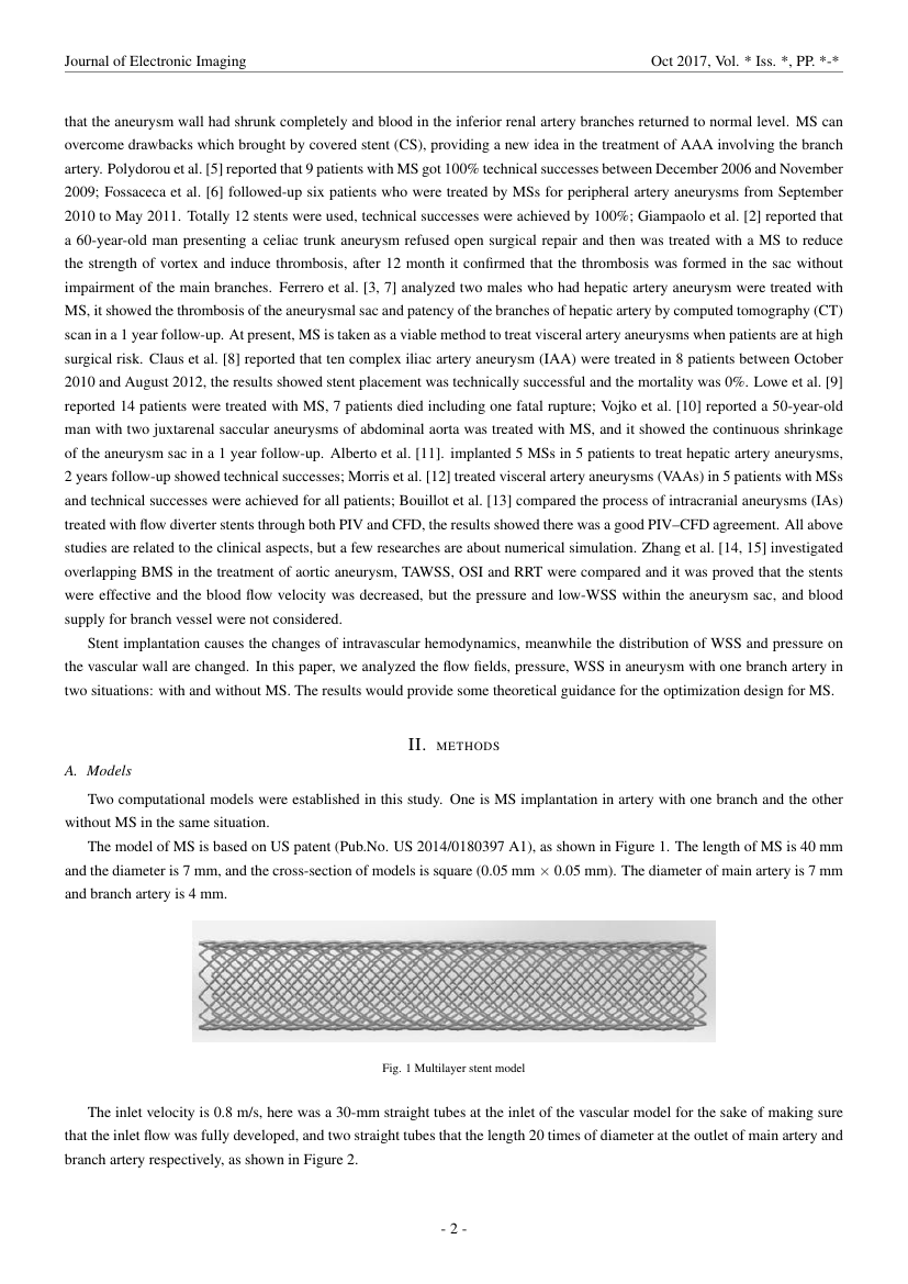 Example of International Journal of E-Business Development format