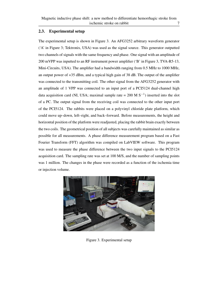 Example of Journal of Current Issues in Media and Telecommunications format