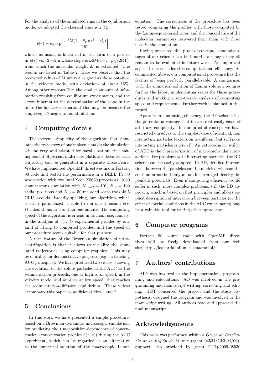 Example of Universal Journal of Clinical Medicine format