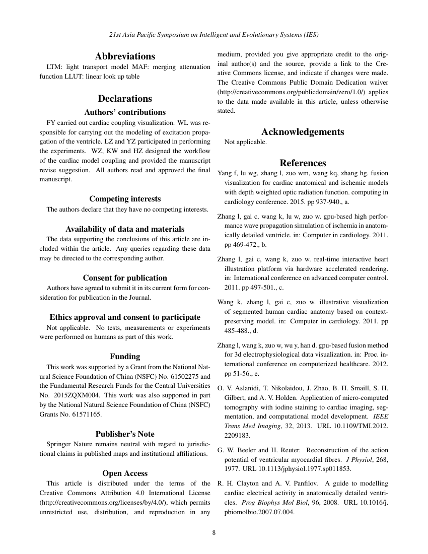 Example of Current Research Journal of Economic Theory format