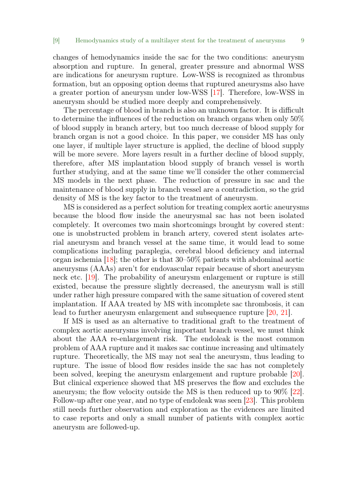 Example of The Historical Journal format