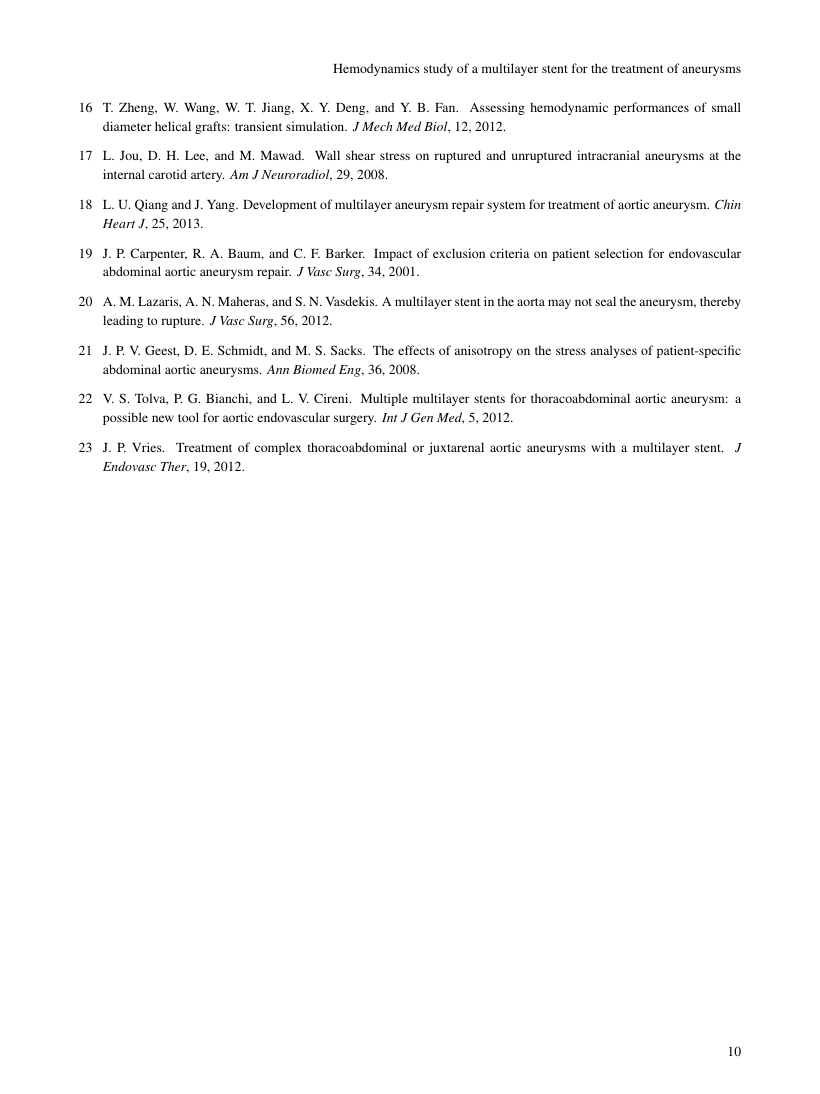 Example of Essays in Biochemistry format