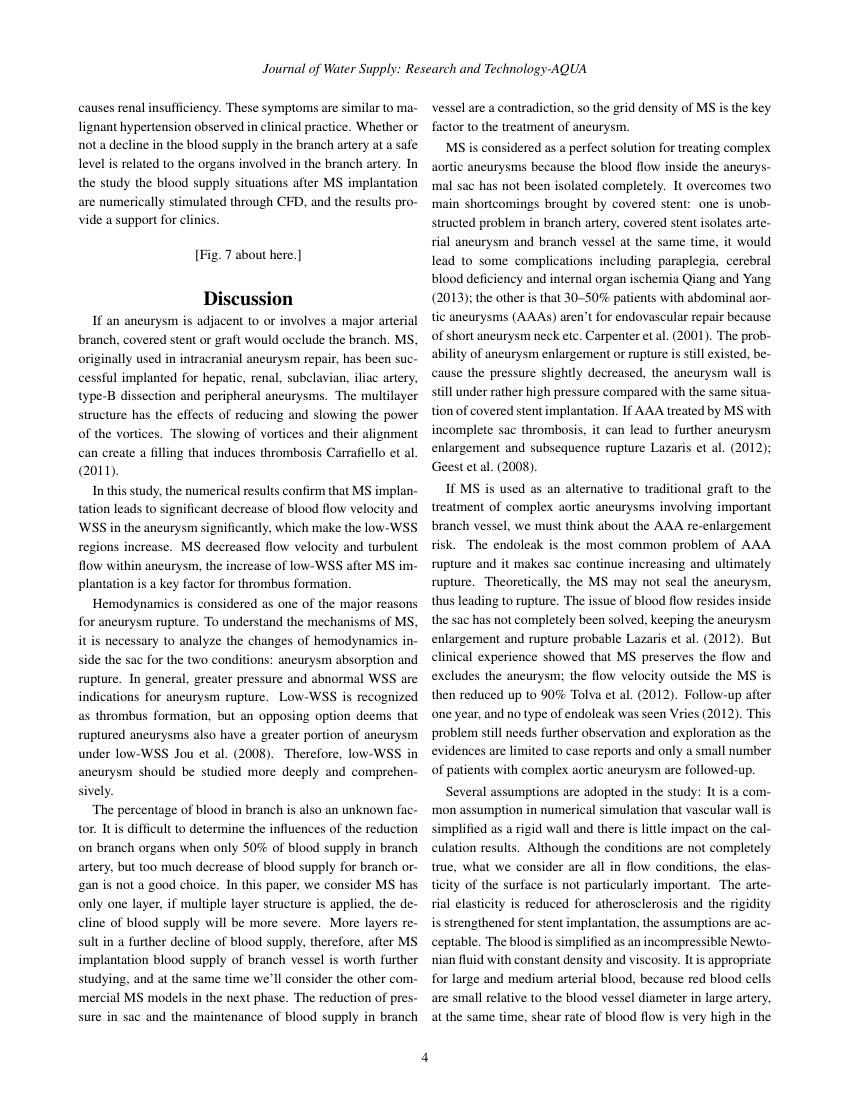 Example of Current Research Journal of Biological Sciences format