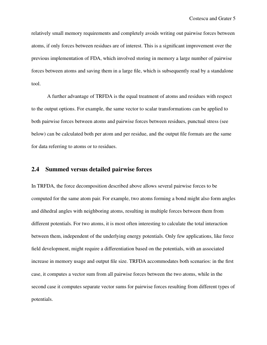 Example of Viticulture and Enology (Assignment/Report) format