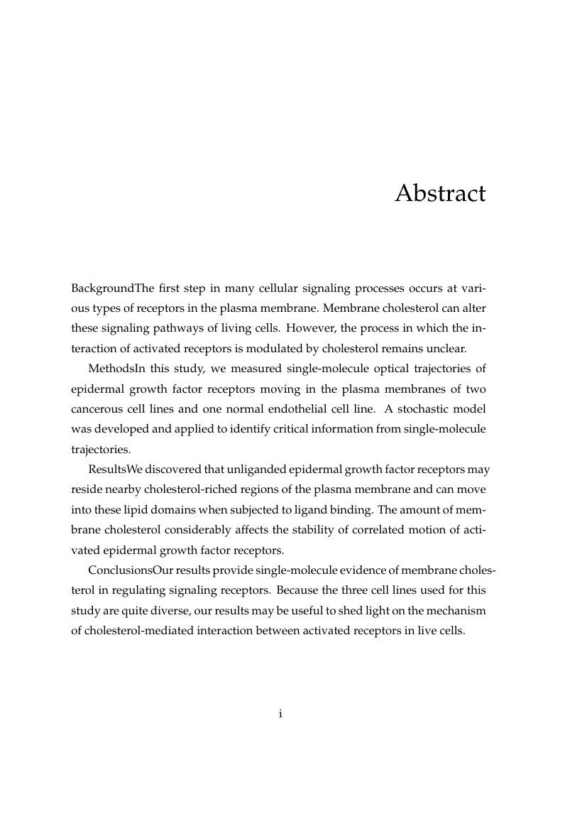 Example of Dissertation/Thesis Template for University of Melbourne format