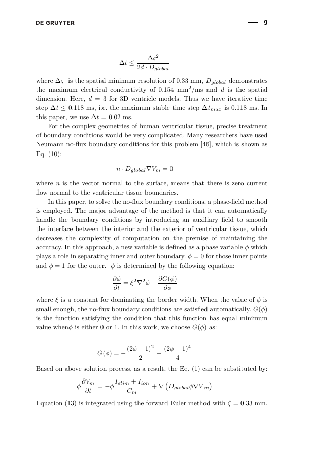 Example of The B.E. Journal of Theoretical Economics format