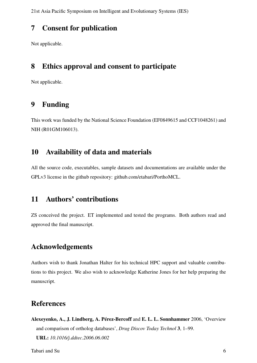 Example of International Journal of Agronomy and Agricultural Research (IJAAR) format