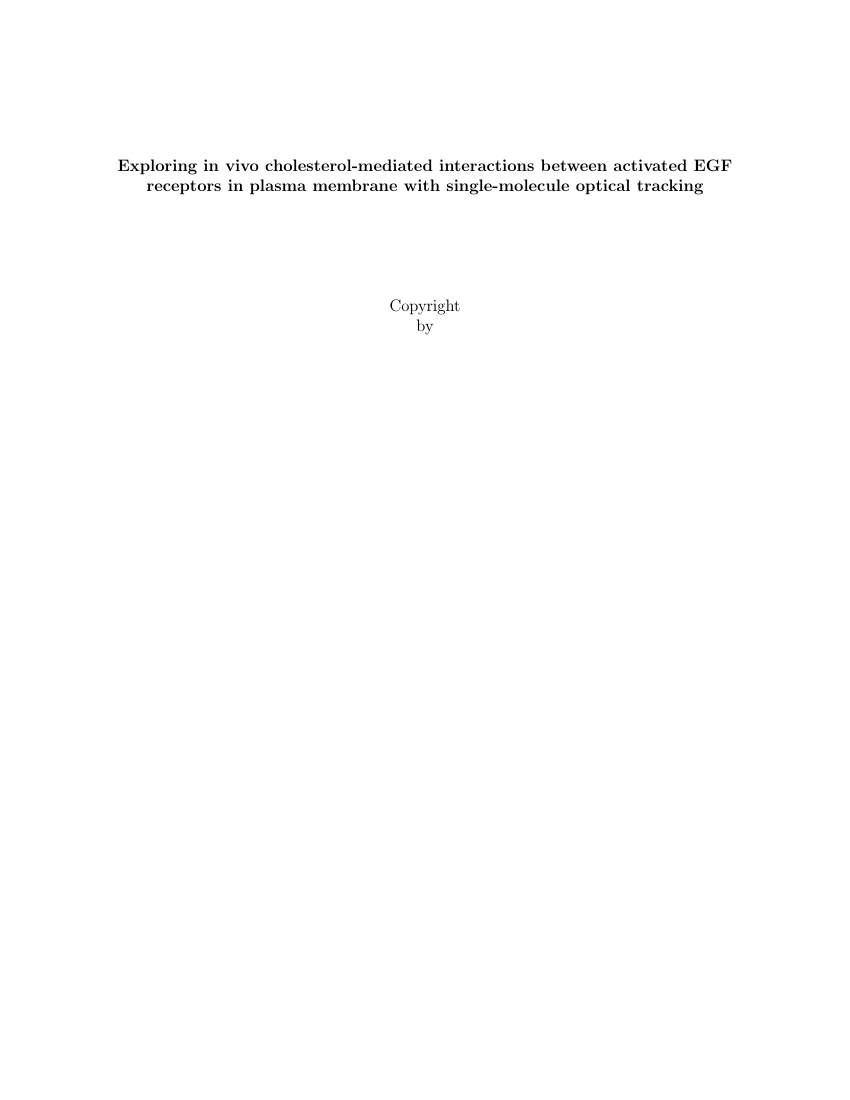 Example of Template for University of California, Berkeley Thesis/Dissertation format