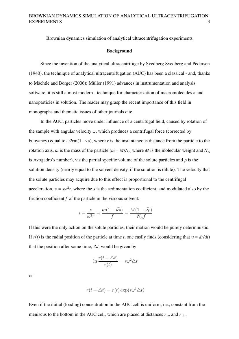 Example of Composition - Thesis/Dissertation Template format