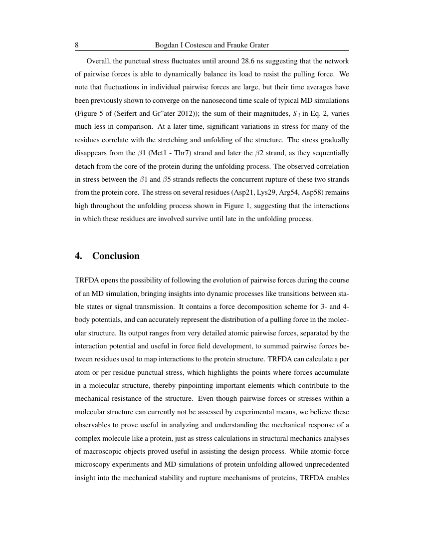 Example of Journal of Contemporary Athletics format