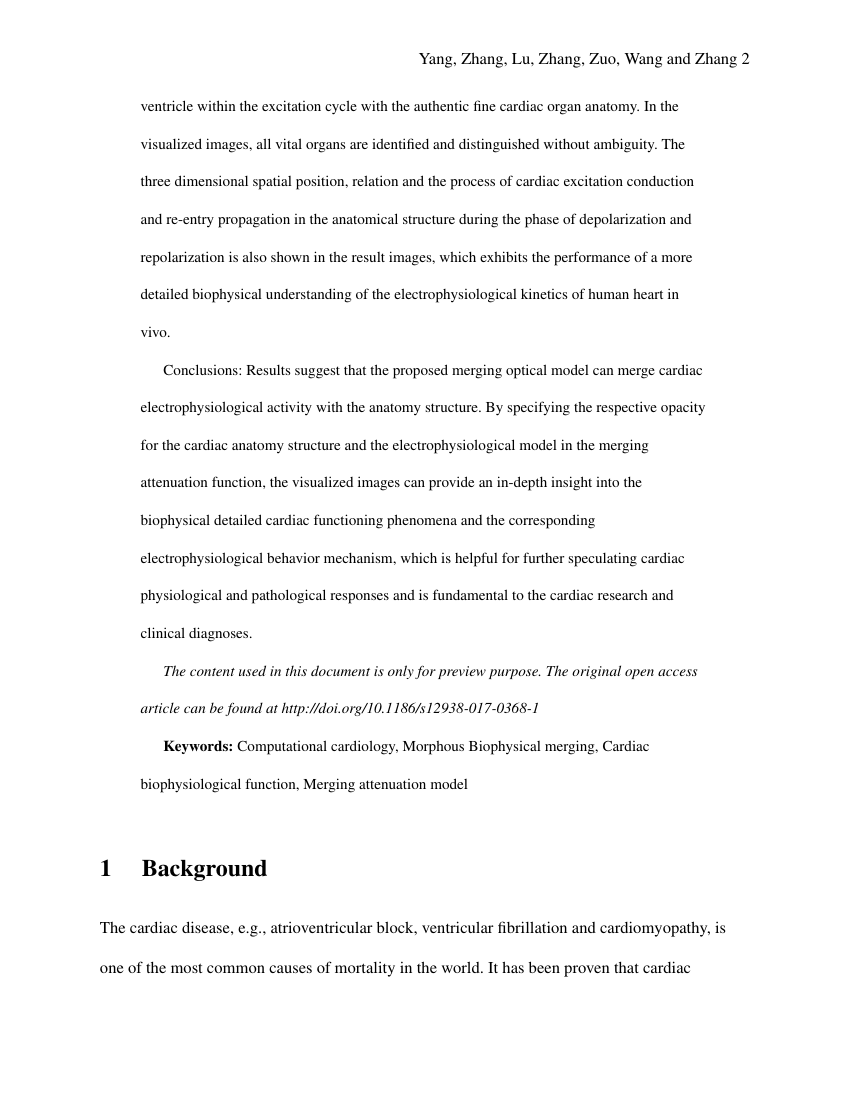 Example of Crop and Soil Environmental Sciences (Assignment/Report) format