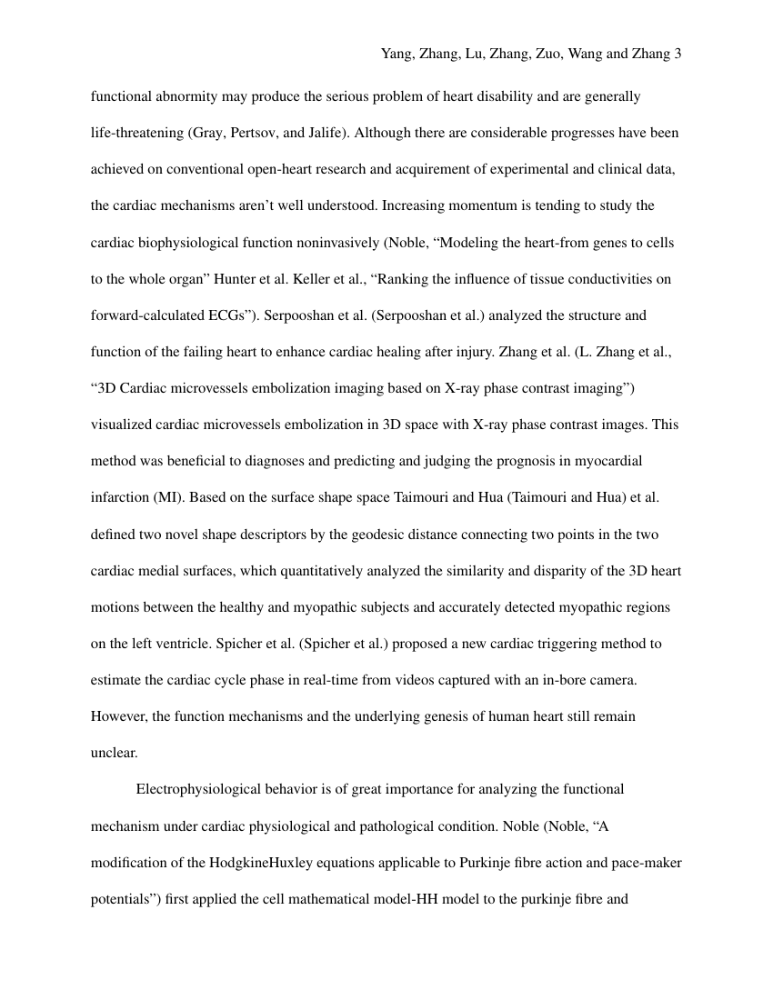 Example of Chicano/Latino Literature (Assignment/Report) format