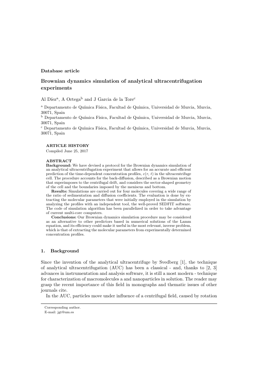 Example of Journal of Apicultural Research format
