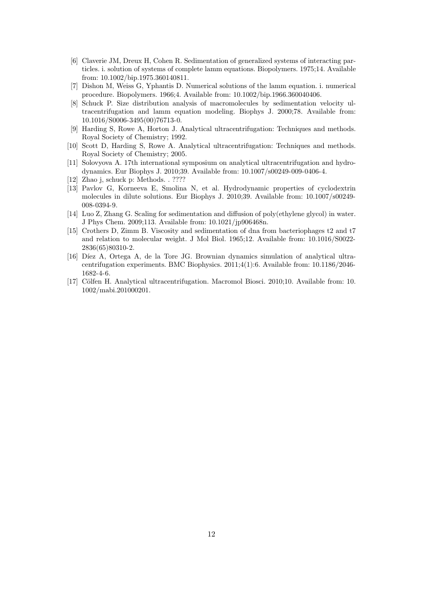 Example of China Economic Journal format