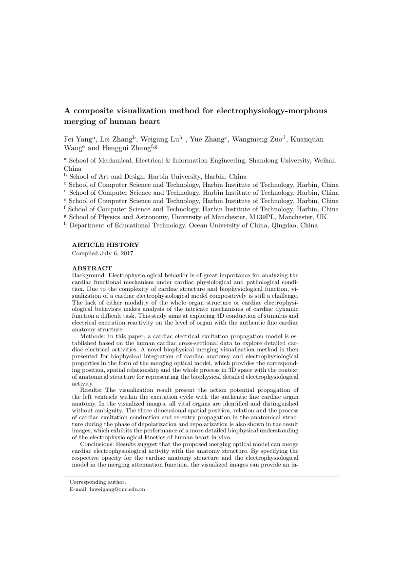 Example of Scandinavian Journal of Rheumatology format