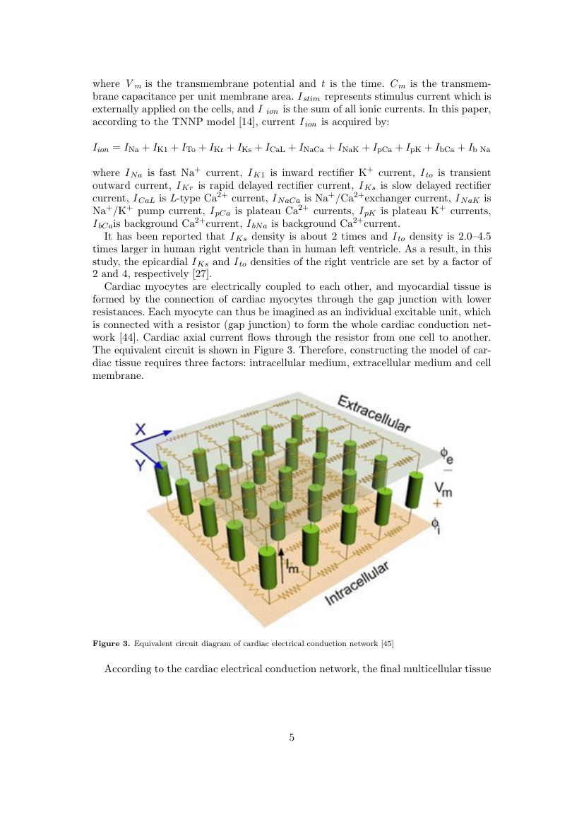 Example of Environmental Claims Journal format