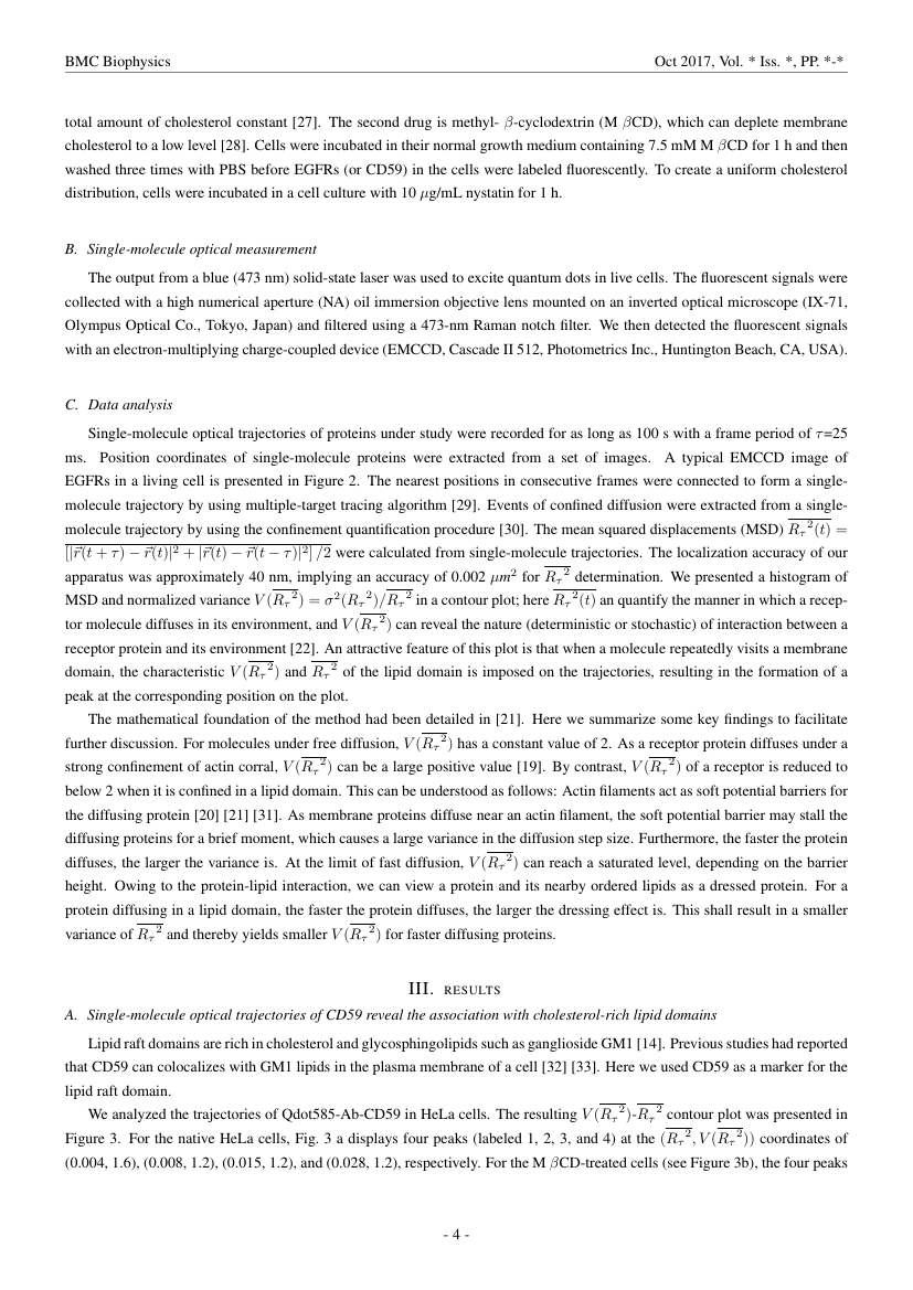 Example of Journal of Basic and Applied Physics format