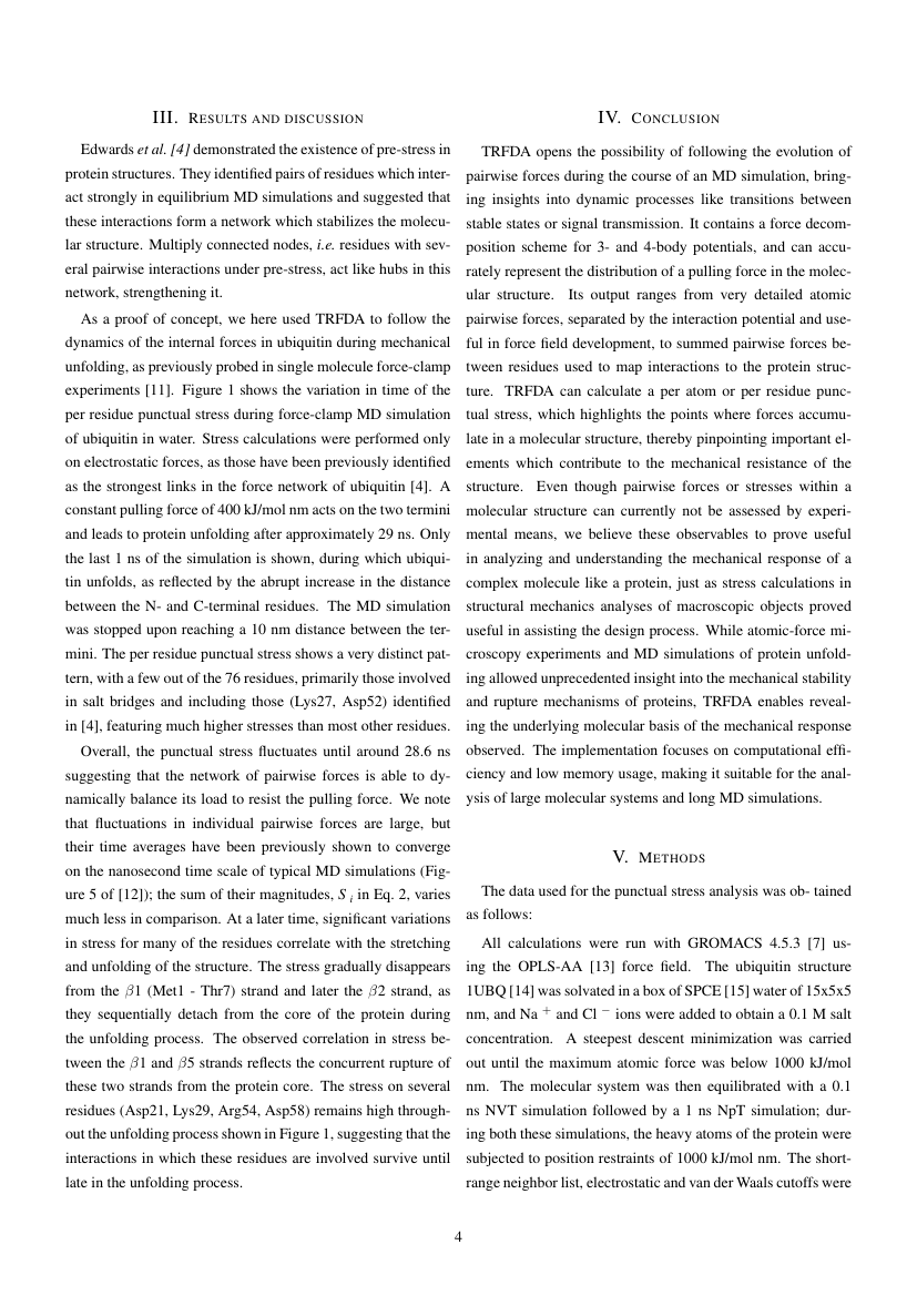 Example of Indian Journal of Mathematics and Mathematical Sciences format