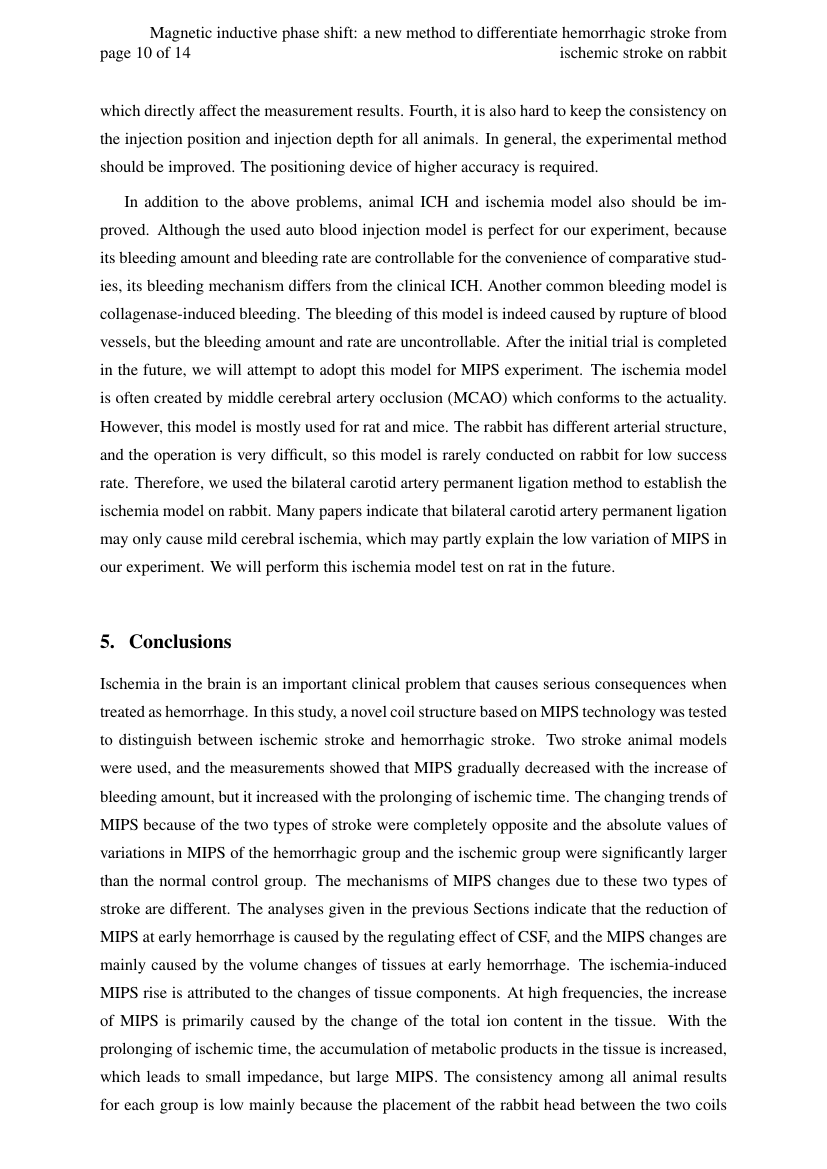 Example of Journal of European Psychology Students format