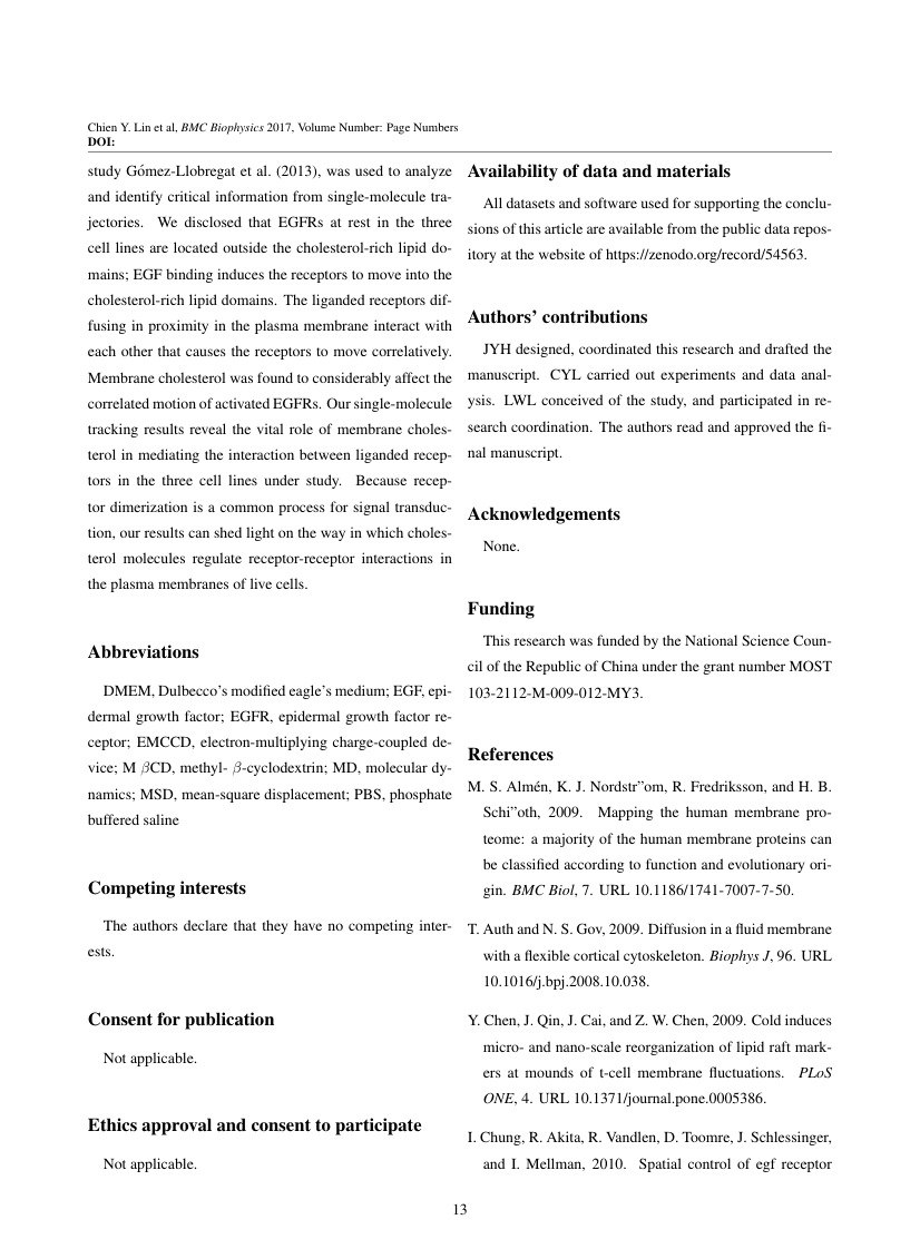 Example of American Journal of Agricultural and Biological Sciences format