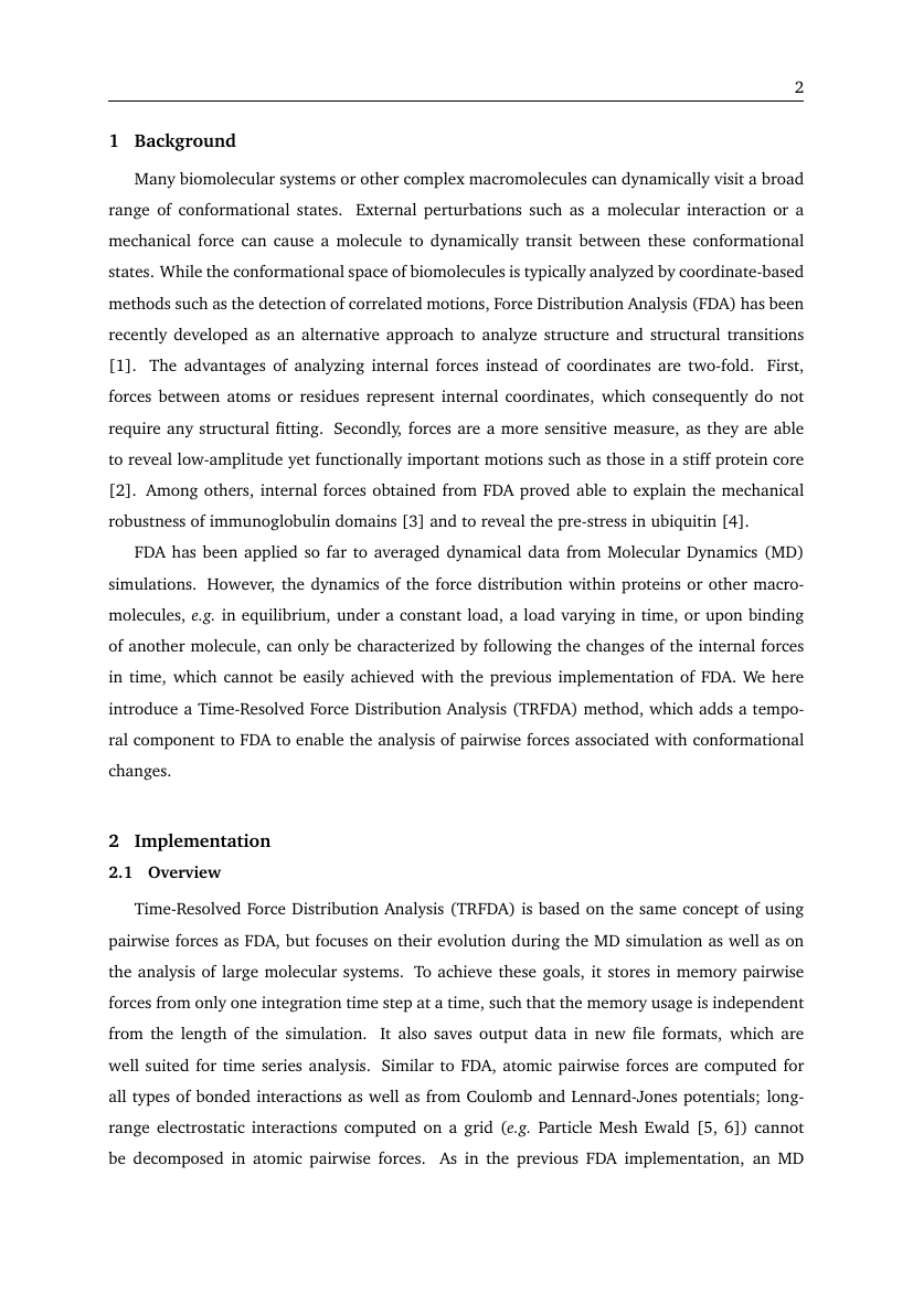 Example of Mathematical and Computational Biology (MCB) (Assignment/Report) format